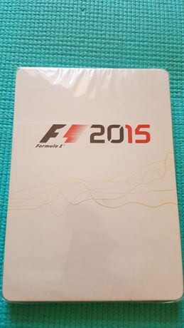 F1 2015 Formula 1 (folia)