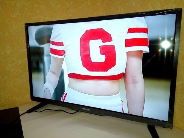 АКЦИЯ!телевизор Samsung 34 дюйма SMART TV FULL HD T2 телевизор самсунг