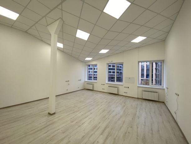 Новый офис 85м2 БЦ Глубочицкая 40