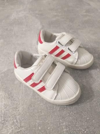 Buty dziecięce adidas rozmiar 23 (13,5/14cm)