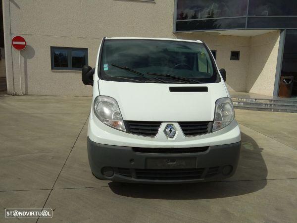 Frente Completa Renault Trafic Ii Caixa (Fl)
