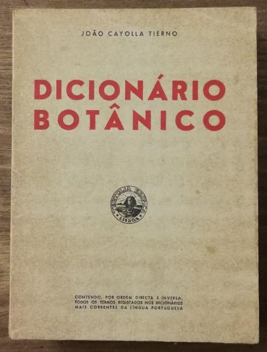 dicionário botânico, joao cayolla tierno Estrela - imagem 1