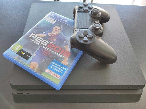 Consola PS4 SLIM - Garantia - Aceito Retomas