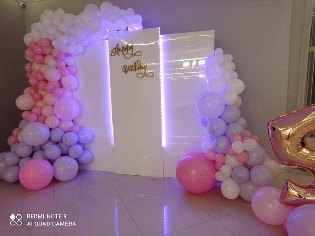 Фотозона кульки оренда / продаж