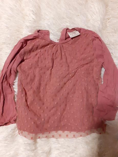 Zara bluzka 12-18 miesięcy
