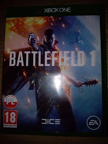 Battlefield 1 pl Xbox one