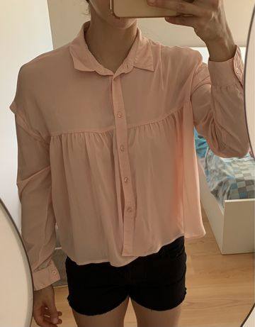 Blusa bershka tamanho M