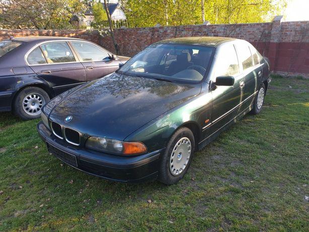 Części BMW E39 520i 2.0i M52 150KM Cała na części Oxfordgrun
