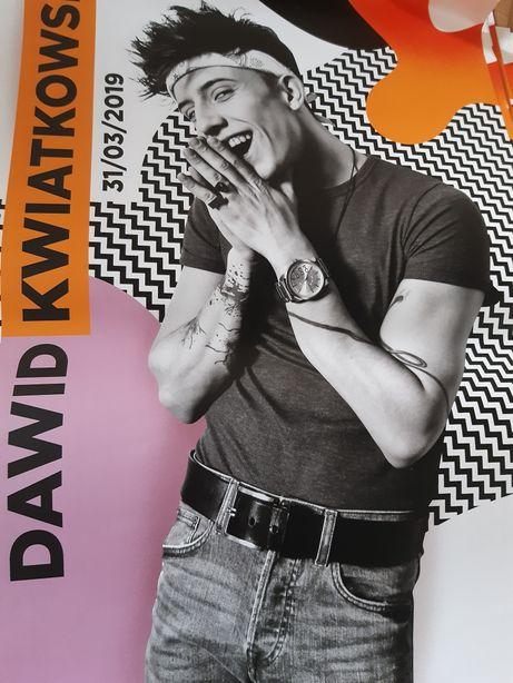 Dawid Kwiatkowski plakat