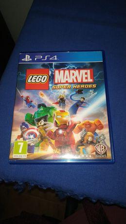 Jogo PS4 Marvel Super Heroes