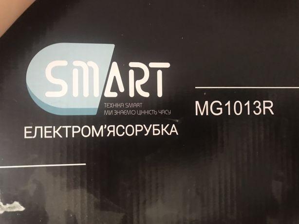 Електромясорубka smart MG1013R