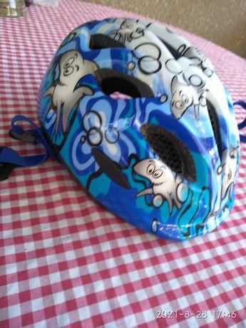 Шлем велосипедний дитячий
