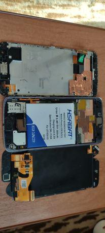 Motorola z  force duos дисплей работает