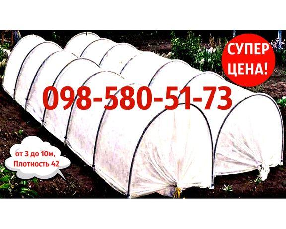 Парник-теплица Агро-Лидер, Украина, плотность 42,50, от 3 до 12 метров