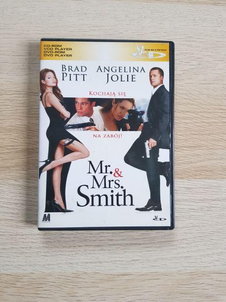 Mr. & Mrs. Smith Film DVD