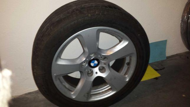 Jantes R17 e Pneus Runflat e60 e61 BMW 5 series
