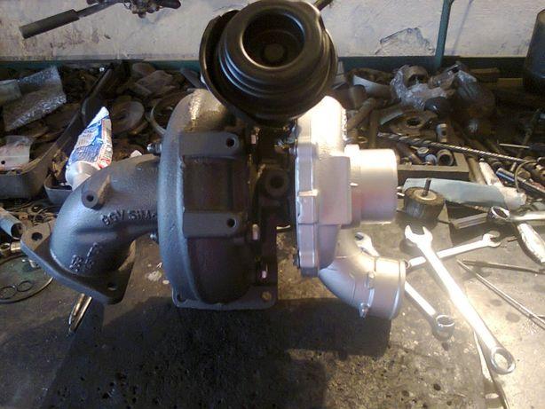 Турбина Ауди/Audi A6 2.5 TDI (C5) AFB/AKN/Skoda/ Volkswagen Passat B5