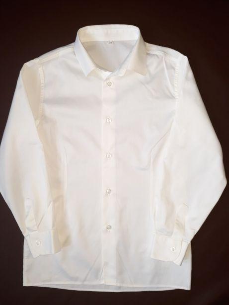 Рубашка Malip к школьной форме, р.34, 7-8лет., Италия.