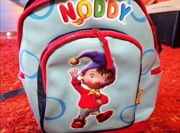 Mochila infantil do Noddy, em muito boas condições