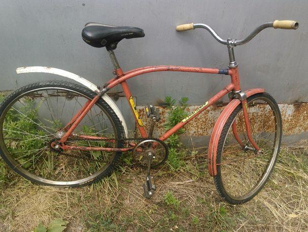 перебранный подростковый велосипед Орлёнок Ereliukas 8