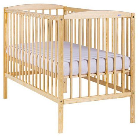Nowe łóżeczko sosnowe 120x60 Drewex Kuba