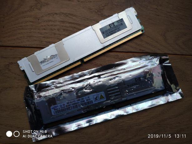 Серверна пам'ять 8GB 2Rx4 PC2-5300F-555-11-D0