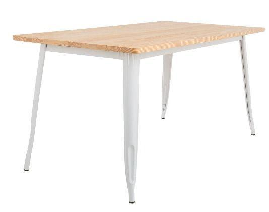 Mesa de Jantar estilo Industrial - NOVA