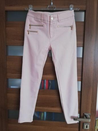 Spodnie cygaretki 36
