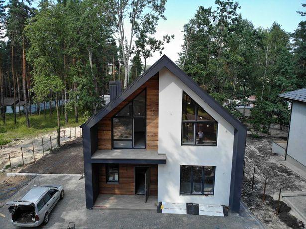 Дом в лесу| 210м + 10 соток, под чистовую отделку |Закрытая территория