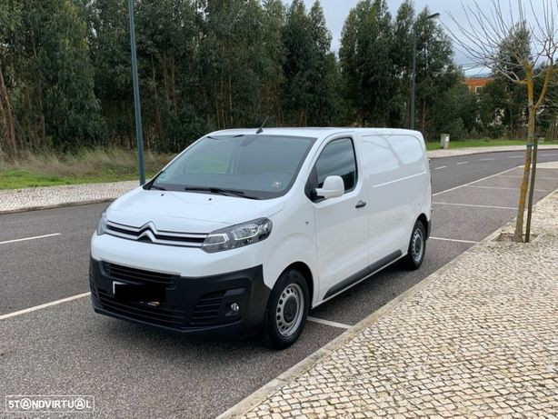 Citroën Jumpy 2.0 HDI 180cv