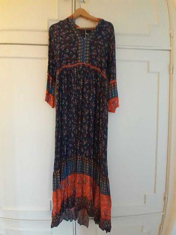 Vestido Vintage Bazaar NOVO
