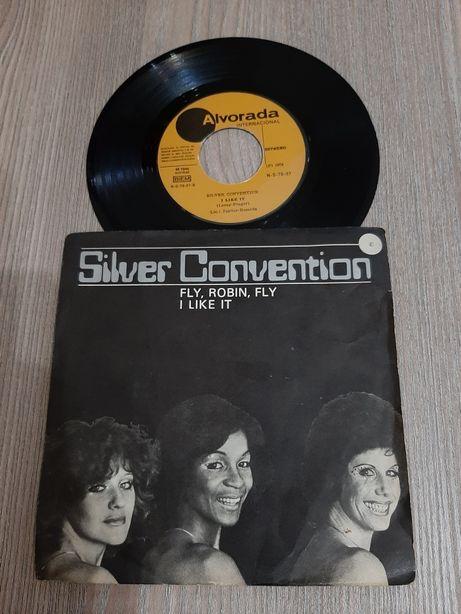 Silver Convection - Disco Vinil 45 rotações