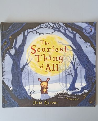 Книга The scariest thing at all
