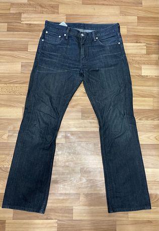Levis 527, мужские джинсы, размер 33/32