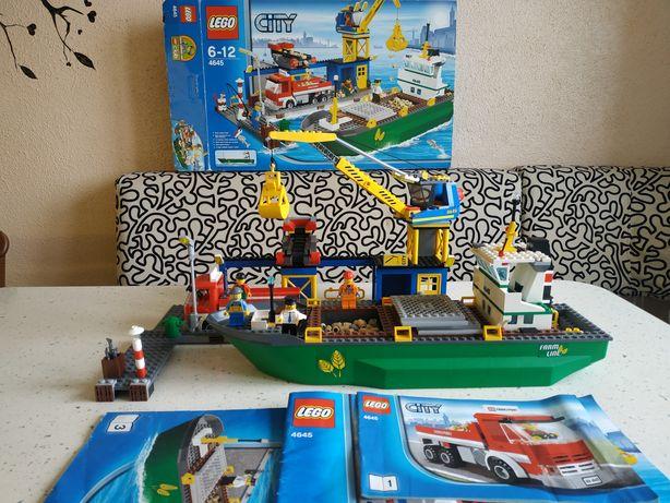 Лего lego 4645 (гавань) оригинал