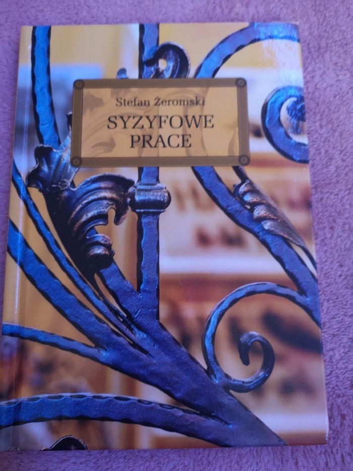 Sprzedam książkę Syzyfowe Prace Olsztyn - image 1