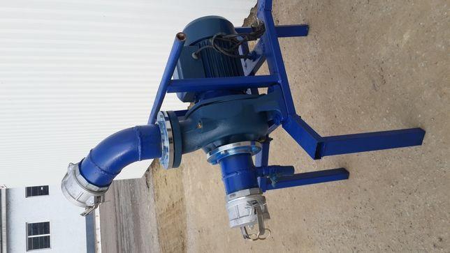 Насос (помпа) для перекачки води та палива (дизель, бензин)
