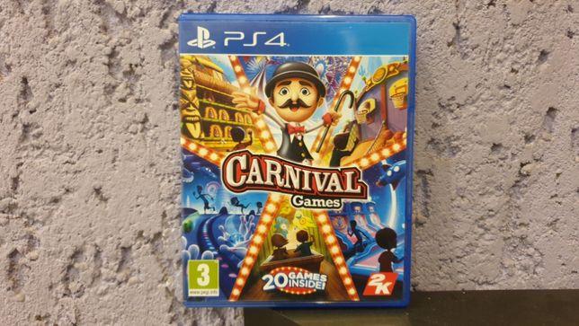 Carnival Games / PS4 / PlayStation 4