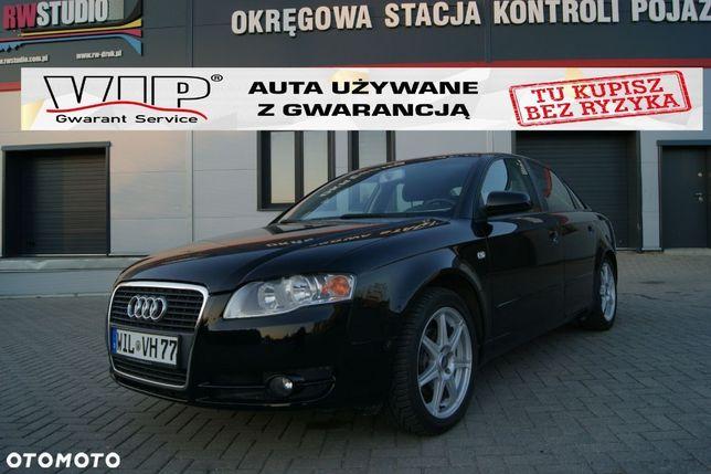 Audi A4 Śliczne B7 1.9 TDI Sedan z Niemiec Opłacony Gwarancja Zamiana