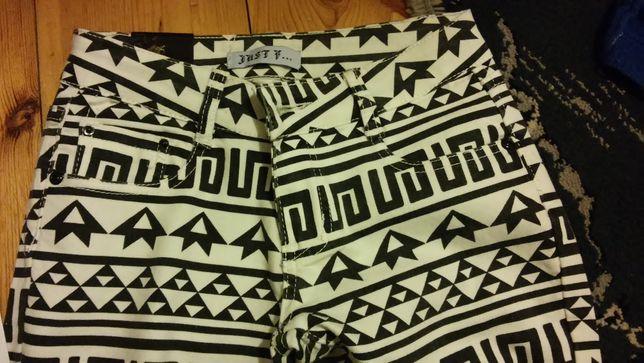 Nowe spodnie z metką, 36