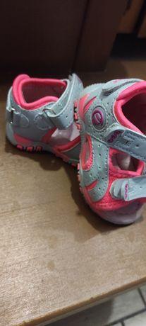 Спортивные сандали clibee