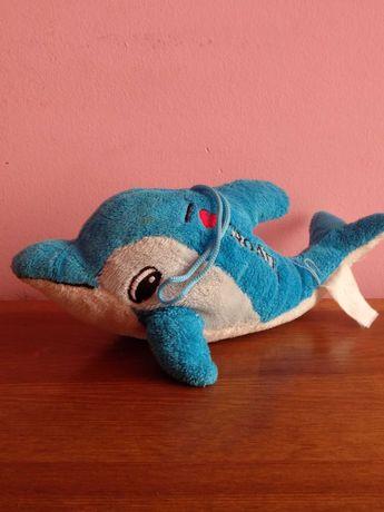 Maskotka Delfin