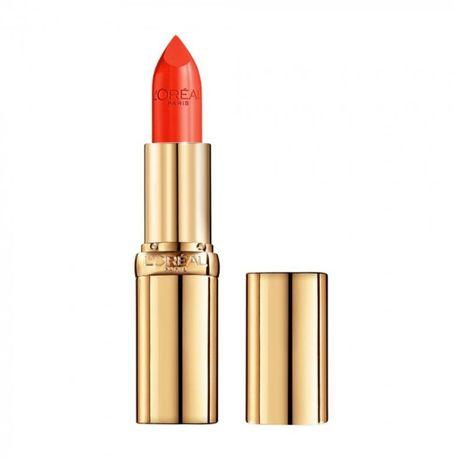 Помада l'oréal paris color riche shine 146 оранж авеню 28 г