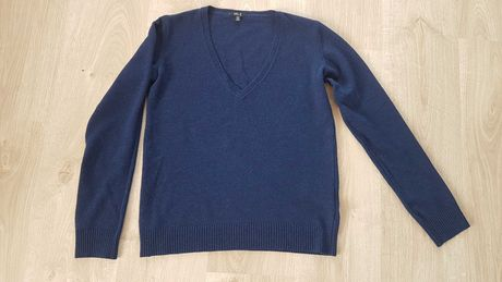 Wełniany sweter MLE Collection r. XS-S