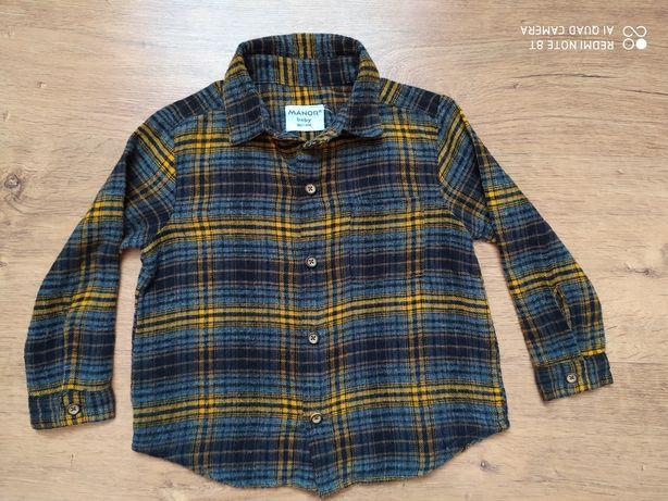 Рубашка кофта джемпер на мальчика