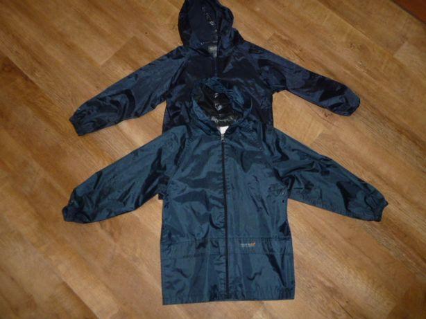 Regatta Куртка, ветровка, дождевик Регатта на 5-6 и 7-8 лет швы прокле