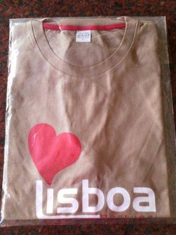 T-Shirt - Creme - Lisboa