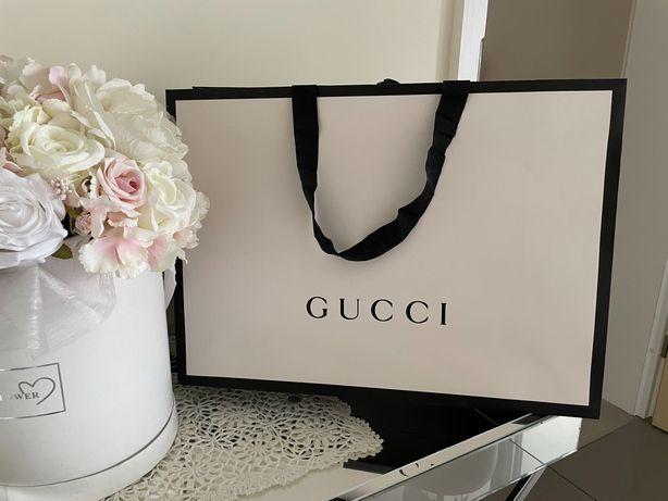 Gucci torba papierowa
