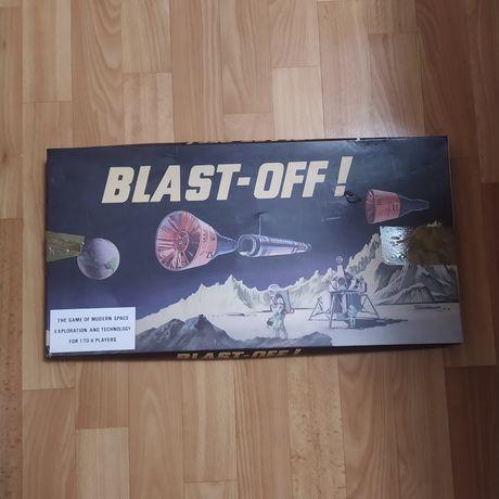 """Винтажная настольная игра """"Blast- Off"""""""