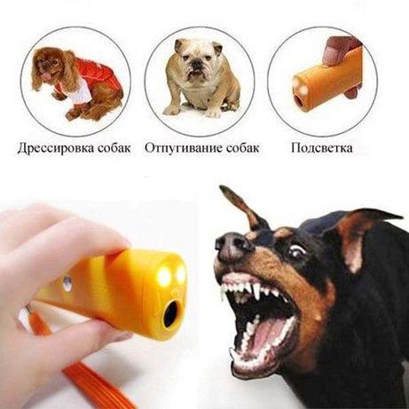 Ультразвуковой Отпугиватель Собак AD-100 тренировка собак, отпугивание